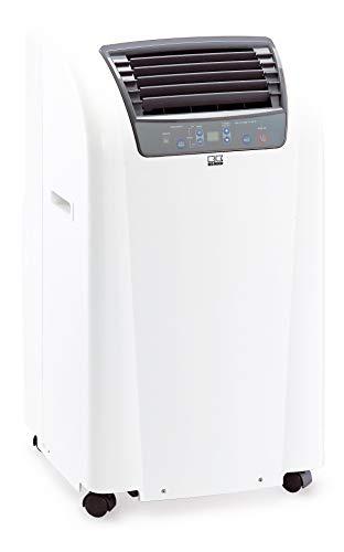 REMKO Raumklimagerät RKL 360 Eco, Weiß (Klimagerät Für Ca. 100m³, Kühlleistung 3,5 Kw, Incl. Fernbedienung)