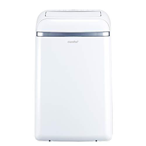 Comfee Mobiles Klimagerät MPD1-12CRN7, 3-in-1 Klimaanlage mit Abluftschlauch, Kühlen und Entfeuchten und Ventilieren, 12000 BTU, 3,5 kW, für Räume...