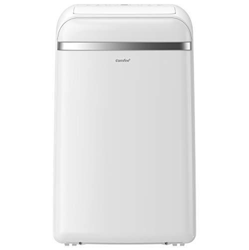 Comfee Eco FriendlyPro Mobiles Klimagerät, 1150 W, 230 V, Weiss, 46,7 x 39,7 x 76,5 cm
