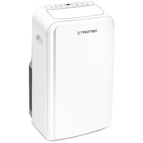 TROTEC Lokales Klimagerät PAC 3000 X A+ mobile 2,9 kW Klimaanlage mit Energie-Effizienzklasse A+ (3-in-1 Klimagerät: Kühlung, Ventilation,...