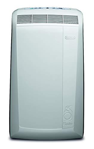 De'Longhi Pinguino PAC N82 Eco mobiles Klimagerät mit Abluftschlauch, Klimaanlage für Räume bis 80 m³, Luftentfeuchter, Ventilationsfunktion,...