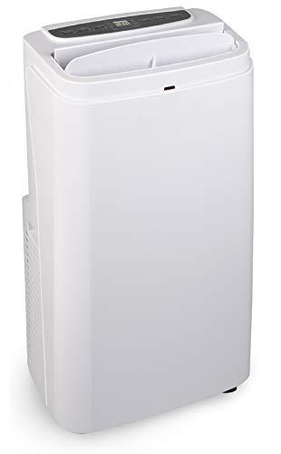 JUNG AIR TV06 mobiles Klimagerät mit Fernbedienung - TÜV geprüft - 3,6 KW / 12000 BTU - STROMSPAREND, GERÄUSCHARM -120m³ Raum Kühlung,...
