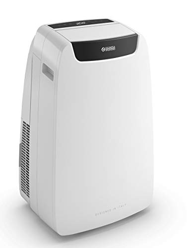 Olimpia Splendid 02028 Dolceclima Air Pro 14 Mobiles Klimagerät WiFi Ready 14.000 BTU/h, 3,52 kW, Natural Gas R290, Design Made in Italy