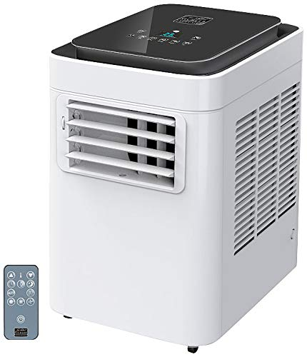 Sichler Exclusive Klimagerät mobil: Mobile Monoblock-Klimaanlage, 9.000 BTU/h, für Outdoor erweiterbar (Raumklimaanlage)