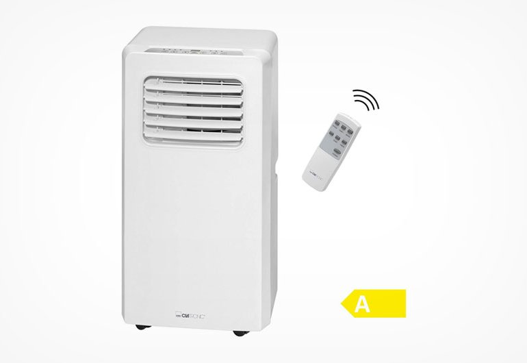 Preistipp: Clatronic CL 3671 Klimagerät der Energieeffizienklasse A