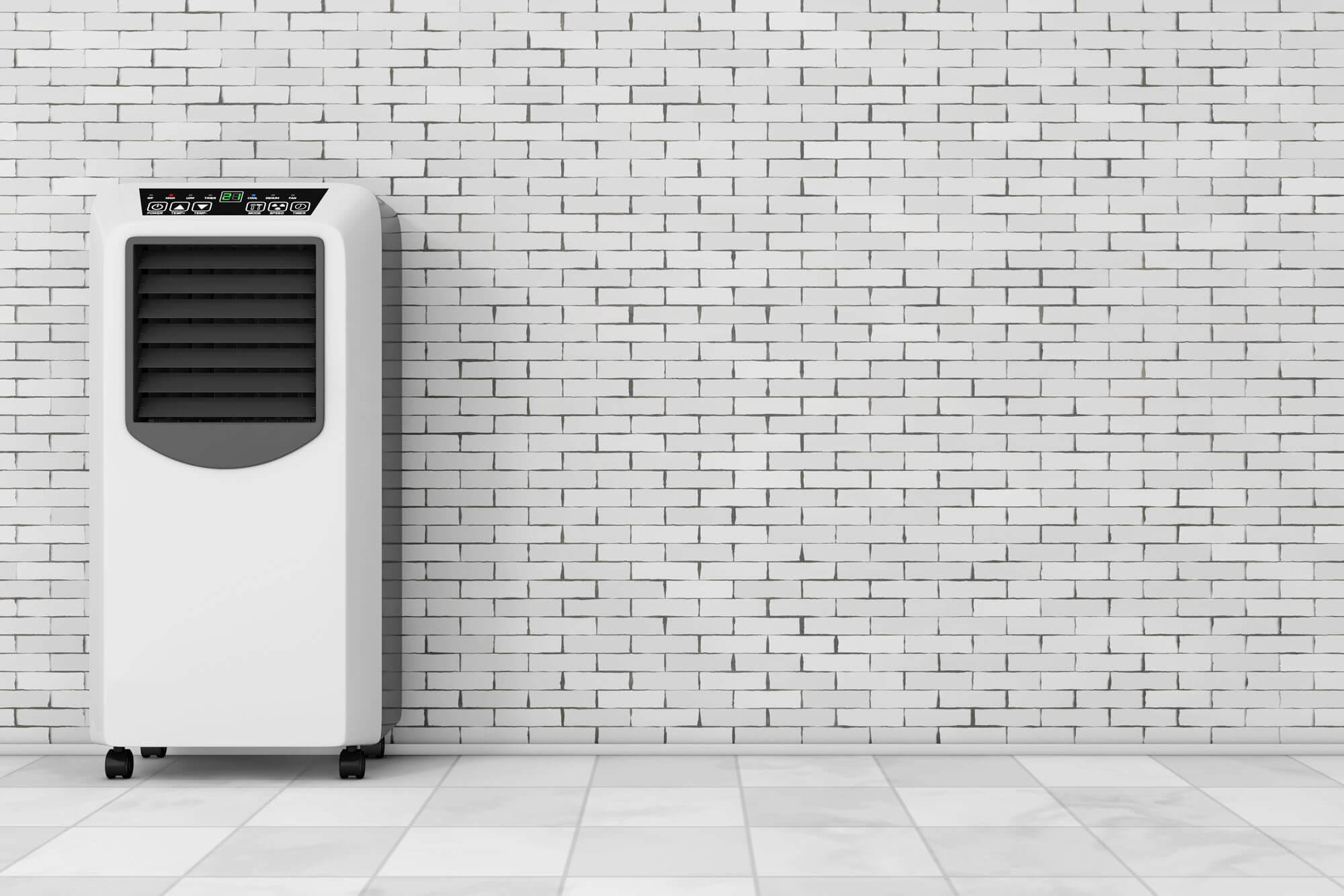 Beliebt Klimagerät ohne Abluftschlauch • Funktionsweise • Vor- & Nachteile » WU41