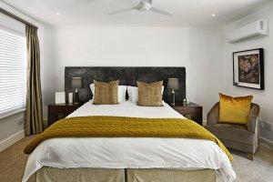 Zimmer mit Klimaanlage